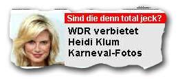 Ausriss: Bild.de