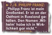 """7./8. Philipp Franz:"