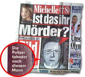 """""""Michelle († 8): Ist das ihr Mörder?"""""""