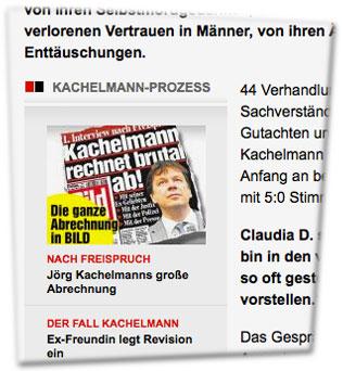 Kachelmann rechnet brutal ab! — Die ganze Abrechnung in BILD