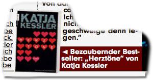 "Bezaubernder Bestseller: ""Herztöne"" von Katja Kessler"