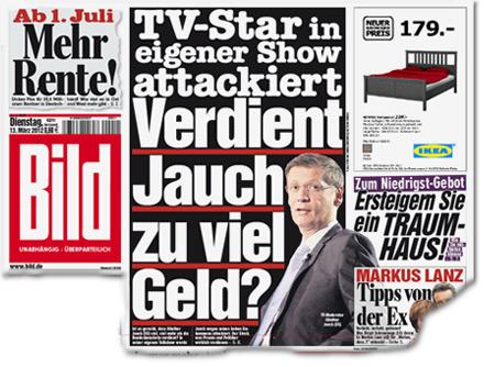 TV-Star in eigener Show attackiert: Verdient Jauch zu viel Geld?