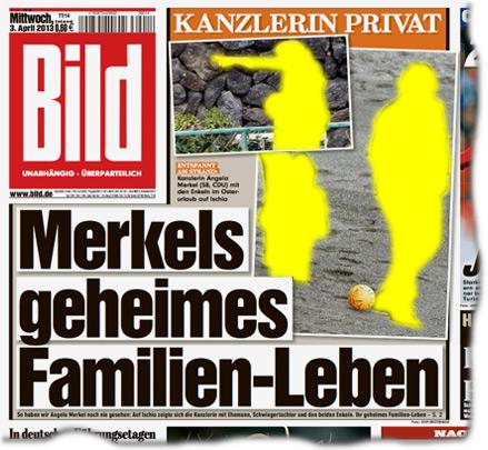 Kanzlerin privat: Merkels geheimes Familien-Leben