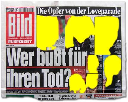Die Opfer von der Loveparade: Wer büßt für ihren Tod?