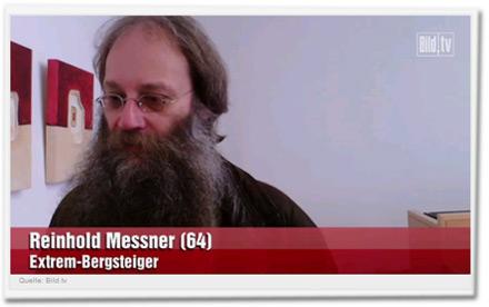 Reinhold Messner (64), Extrem-Bergsteiger