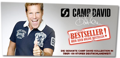 Camp David - Dieter Bohlen - Bestseller!