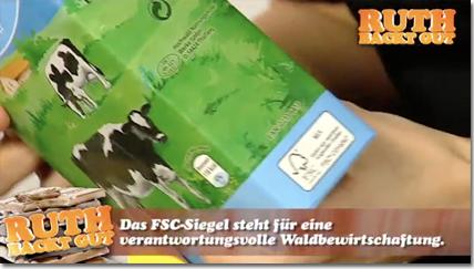 Das FSC-Siegel steht für eine verantwortungsvolle Waldbewirtschaftung.