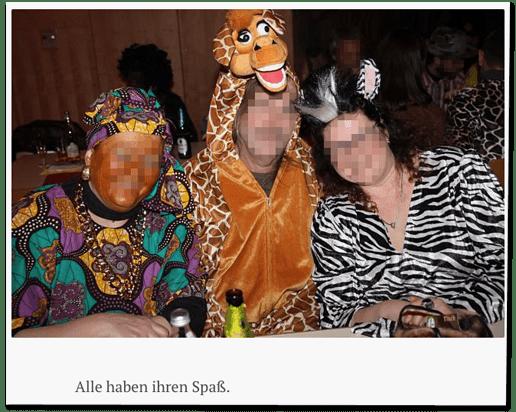 Screenshot Südkurier.de - Alle haben ihren Spaß