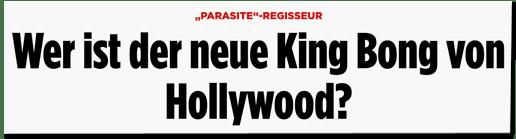 Screenshot Bild.de - Parasite-Regisseur - Wer ist der neue King Bong von Hollywood?
