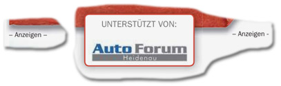 Anzeigen — Unterstützt von AutoForum