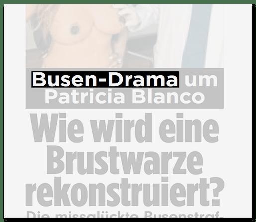 Busen-Drama