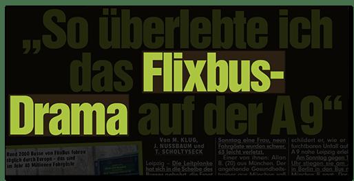 Flixbus-Drama