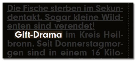 Gift-Drama