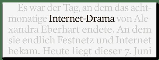 Internet-Drama
