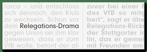 Relegations-Drama