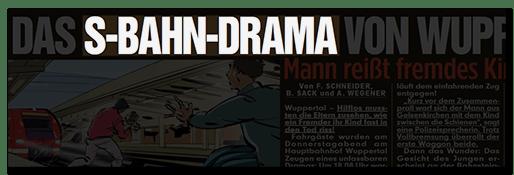 S-Bahn-Drama