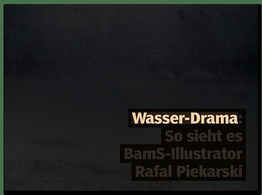 Wasser-Drama
