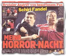 """""""Schiri Fandel: Meine Horror-Nacht"""""""