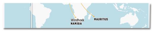 Screenshot Bild.de - korrigierte Bild-Grafik in der steht Windhoek Namibia