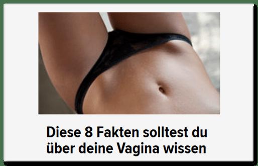 Diese 8 Fakten solltest du über deine Vagina wissen
