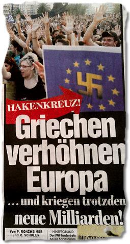 Griechen verhöhnen Europa ... und kriegen trotzdem neue Milliarden