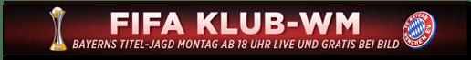 Screenshot Bild.de - FIFA Klub-WM - Bayerns Titel-Jagd Montag ab 18 Uhr live und gratis bei Bild