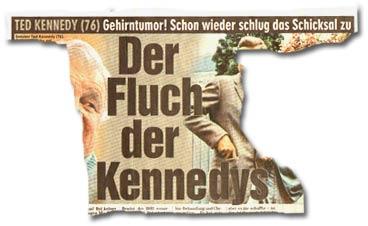 """""""Schon wieder schlug das Schicksal zu: Der Fluch der Kennedys"""""""