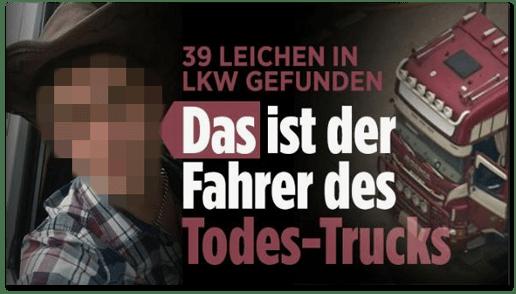 Screenshot Bild.de - 39 Leichen in Lkw gefunden - Das ist der Fahrer des Todestrucks