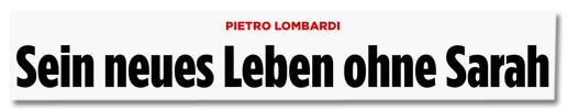 Pietro Lombardi - Sein neues Leben ohne Sarah