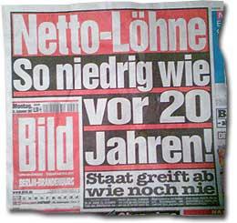 """""""Netto-Löhne: So niedrig wie vor 20 Jahren! Staat greift ab wie noch nie"""""""