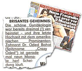 """TV-Reporter Marcel Reif: Neue Freundin hat erst vor 9 Monaten geheiratet"""