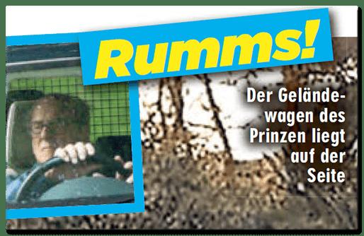 Schlagzeile: Rumms!
