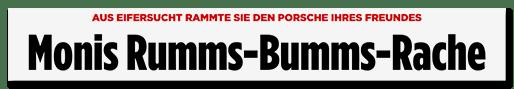 Schlagzeile: Monis Rumms-Bumms-Rache