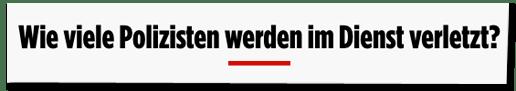 Screenshot Bild.de - Bild-Tatort-Inspektor - Wie viele Polizisten werden im Dienst verletzt?