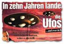 """""""In zehn Jahren landen die Ufos ...und zwar in Berlin"""""""