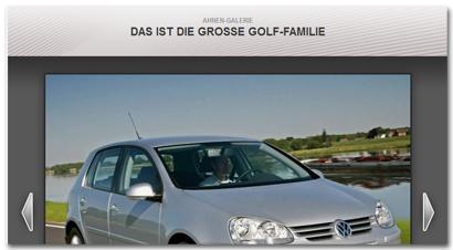 Fotogalerie: Das ist die große Golf-Familie