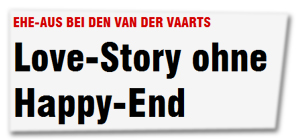Love-Story ohne Happy-End