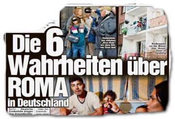 Die 6 Wahrheiten über ROMA in Deutschland