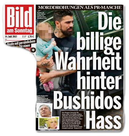 Morddrohungen als PR-Masche - Die billige Wahrheit hinter Bushidos Hass