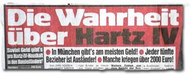 """""""Die Wahrheit über Hartz IV"""""""