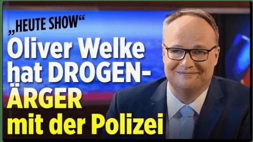 """Bild.de macht Oliver Welke """"DROGEN-ÄRGER"""" und entdeckt Verpixelung"""