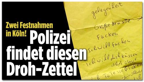 Verzettelte drohungen bildblog for Spiegel tv gestern